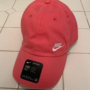 Pink Nike Baseball hat